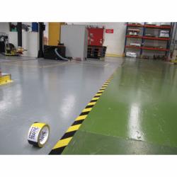 Cinta adhesiva para suelos A.M.P.E.R.E. Traffic Tape® - Serie 2 Extra