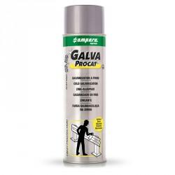Spray Galvanizado en Frío Brillante