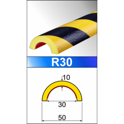 Perfil Flexible R30