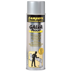 Spray Galvanizado en Frío Brillante